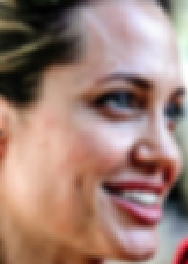 Angelina Jolie is listed (or ranked) 3 on the list 52 Celebrities Who Have Acne