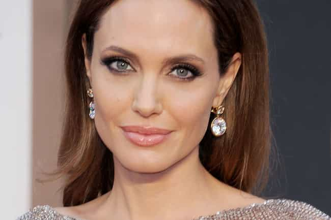 Angelina Jolie is listed (or ranked) 2 on the list 40+ Celebrities Who Have Had Mastectomies