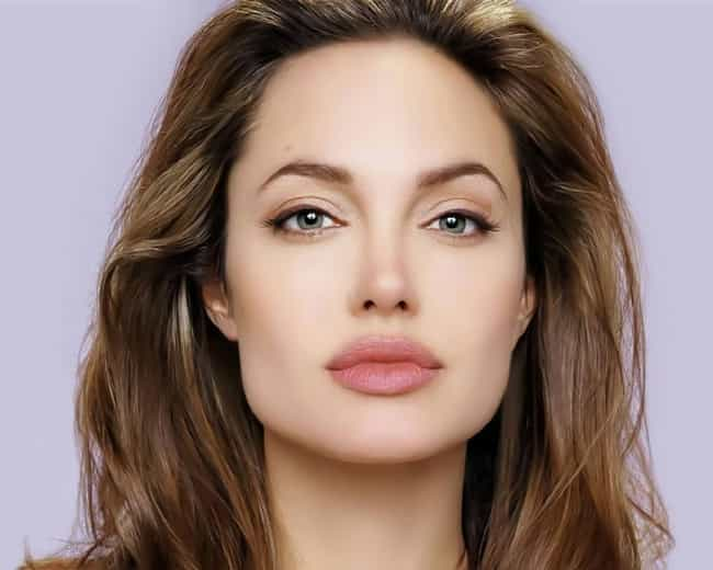 Angelina Jolie is listed (or ranked) 4 on the list Famous Gemini Celebrities