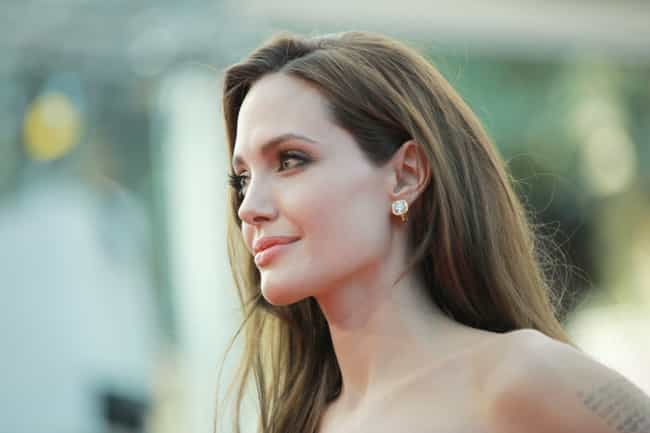 Angelina Jolie is listed (or ranked) 1 on the list 24 Celebrities With Weird Collections You Wouldn't Expect