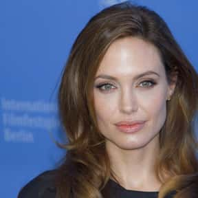 Angelina Jolie is listed (or ranked) 19 on the list TV Actors from California
