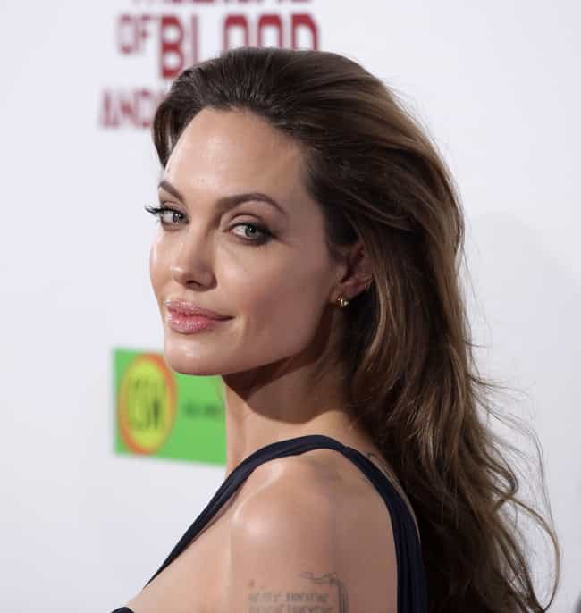 Angelina Jolie is listed (or ranked) 1 on the list 27 Famous Nonsocial People