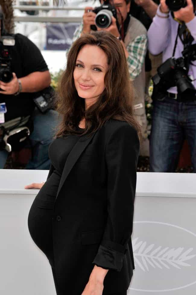 Angelina Jolie is listed (or ranked) 1 on the list Celebrities Who Have Had Tummy Tucks