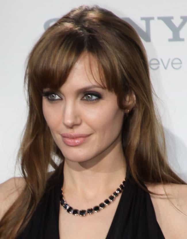 Angelina Jolie is listed (or ranked) 4 on the list Celebrities Who Are (Allegedly) Swingers