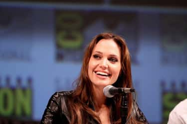 Angelina Jolie is listed (or ranked) 1 on the list 32 Famous People of German Descent