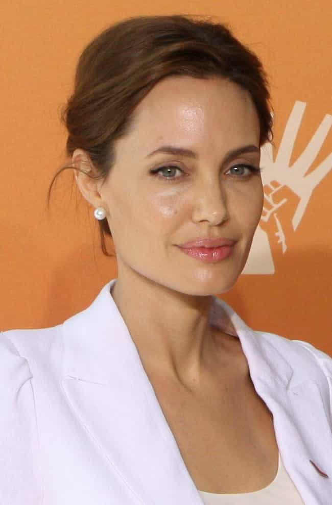 Angelina Jolie is listed (or ranked) 1 on the list 20 Celebrities with at Least 4 Kids