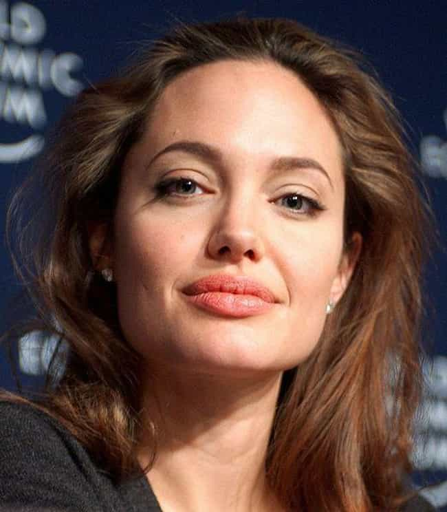 Angelina Jolie is listed (or ranked) 1 on the list 20 Actors Who Actually Do Their Own Stunts