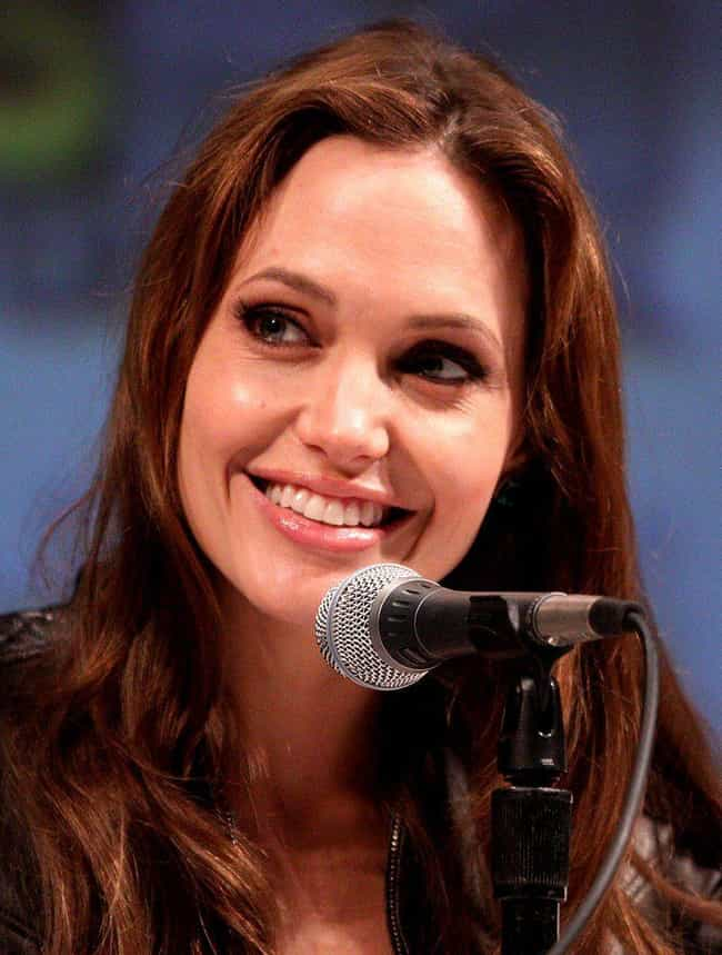 Angelina Jolie is listed (or ranked) 1 on the list Celebrities With Their Own Private Jets
