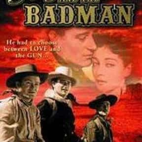 Angel and the Badman is listed (or ranked) 20 on the list The Best 1940s Western Movies