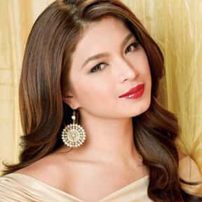Angel Locsin is listed (or ranked) 25 on the list Famous Central Saint Martins College Of Art And Design Alumni