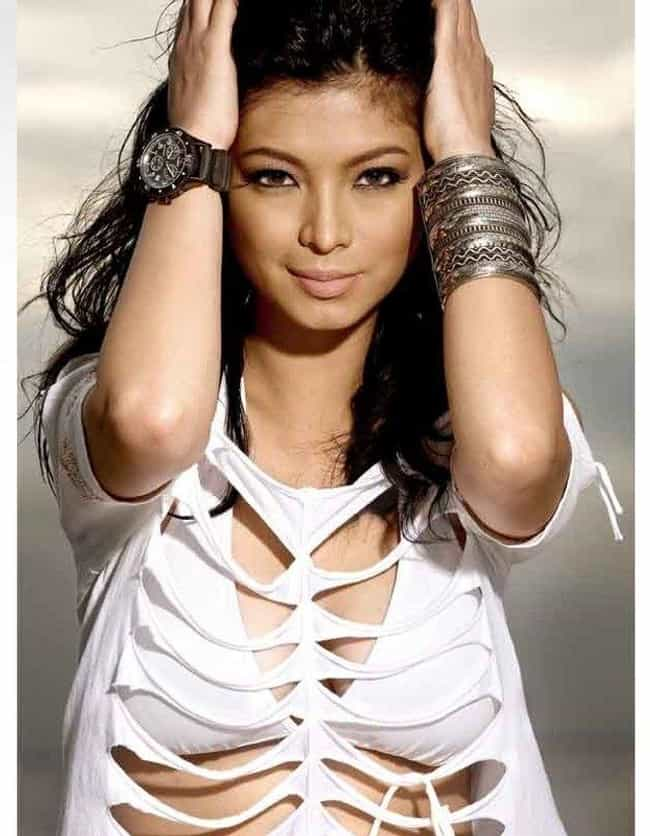 Angel Locsin is listed (or ranked) 2 on the list The Most Stunning Filipina Actresses