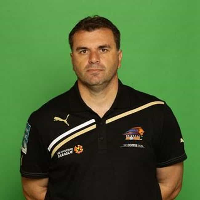 Ange Postecoglou is listed (or ranked) 1 on the list Famous Coaches from Greece