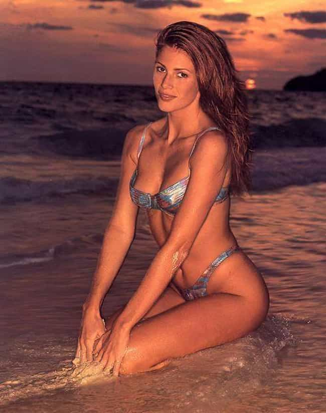 Angie Everhart is listed (or ranked) 3 on the list The Most Appealing Natural Redheads