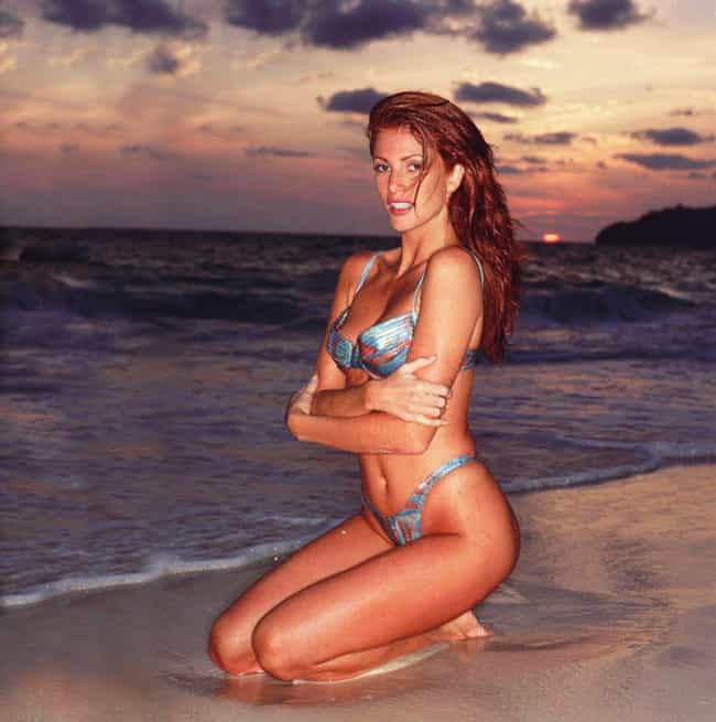 Angie Everhart is listed (or ranked) 3 on the list The Most Gorgeous American Models