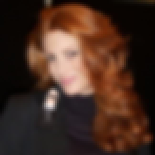 Angie Everhart is listed (or ranked) 3 on the list Hot Red Head Models