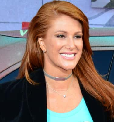 Angie Everhart is listed (or ranked) 2 on the list Women Who Sylvester Stallone Has Dated