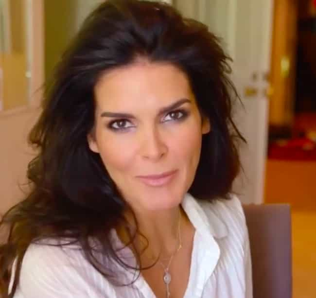 Angie Harmon is listed (or ranked) 8 on the list Famous People Of Greek Descent