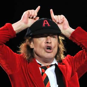Angus Young is listed (or ranked) 1 on the list Famous Guitar Players from Australia