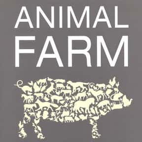 Animal Farm is listed (or ranked) 13 on the list NPR's Top 100 Science Fiction & Fantasy Books