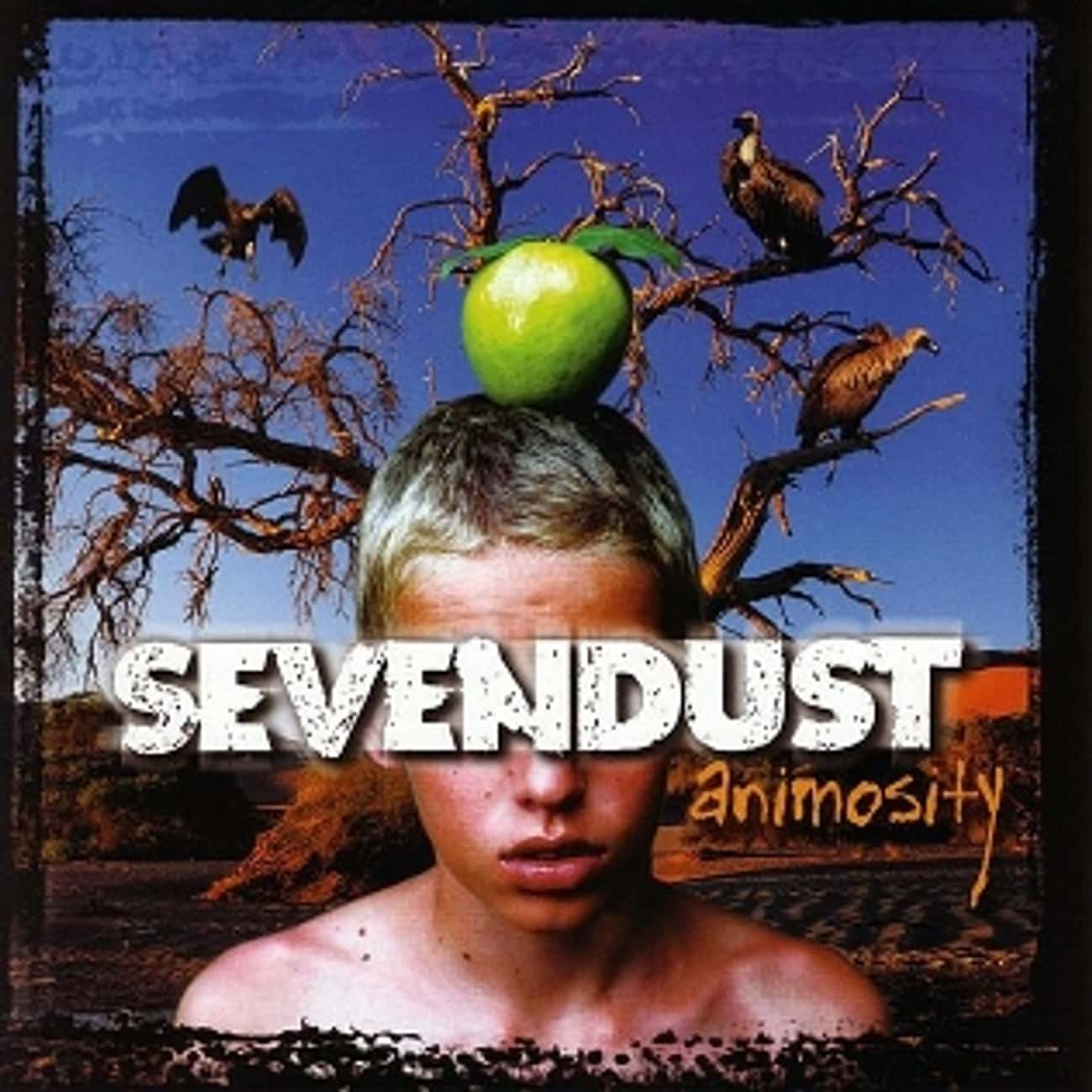 Animosity is listed (or ranked) 1 on the list The Best Sevendust Albums of All Time