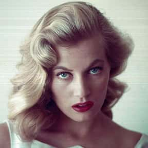 Anita Ekberg is listed (or ranked) 8 on the list The Most Beautiful Pin-Up Girls of the '50s