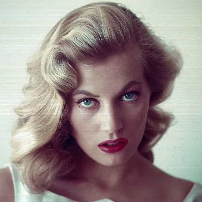 Anita Ekberg is listed (or ranked) 1 on the list Women Who Alain Delon Has Dated