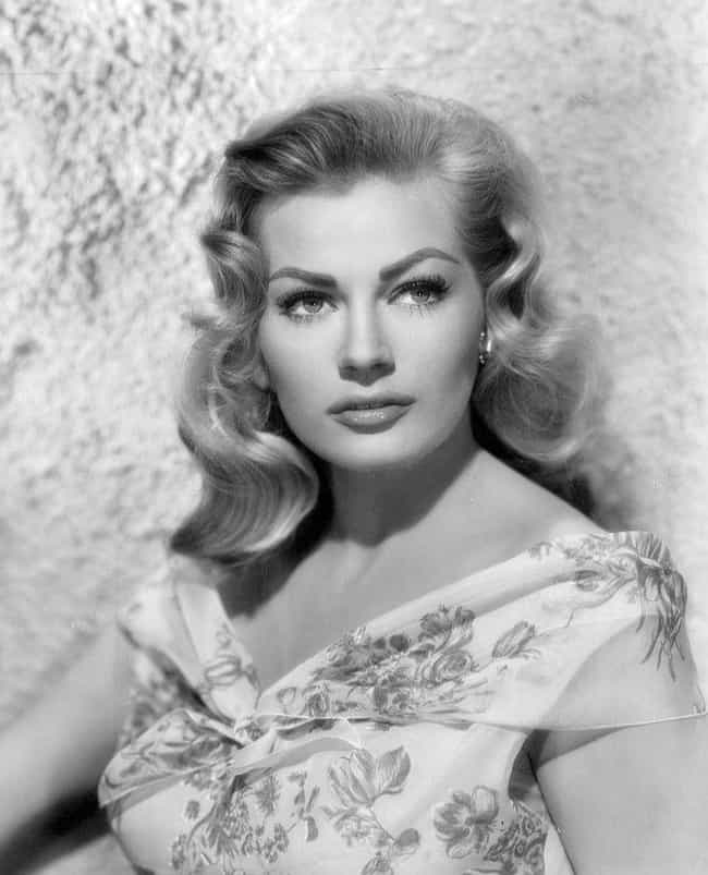 Anita Ekberg is listed (or ranked) 2 on the list The Most Stunning Swedish Actresses