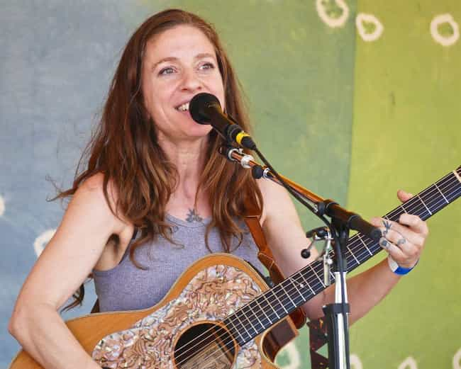 Ani DiFranco is listed (or ranked) 3 on the list Famous Guitarists from Buffalo