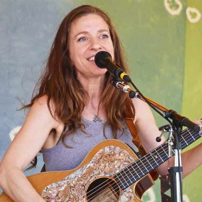 Ani DiFranco is listed (or ranked) 4 on the list Famous Poets You Didn't Know Were Bisexual