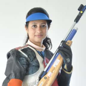 Anjali Bhagwat is listed (or ranked) 10 on the list Famous Female Athletes from India