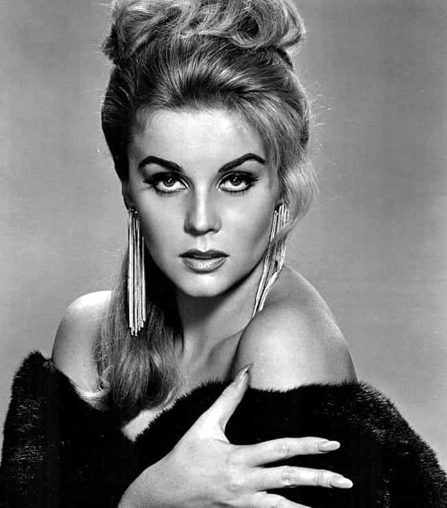 Ann-Margret is listed (or ranked) 1 on the list The Most Stunning Swedish Actresses
