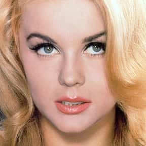 Ann-Margret is listed (or ranked) 21 on the list The Most Beautiful Women of All Time
