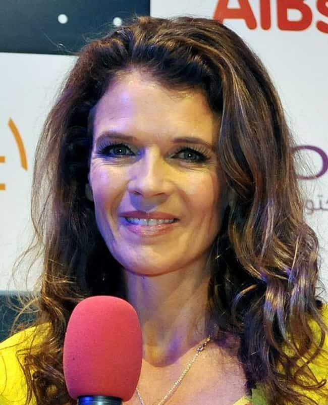 Annabel Croft is listed (or ranked) 3 on the list The Best Tennis Players from England