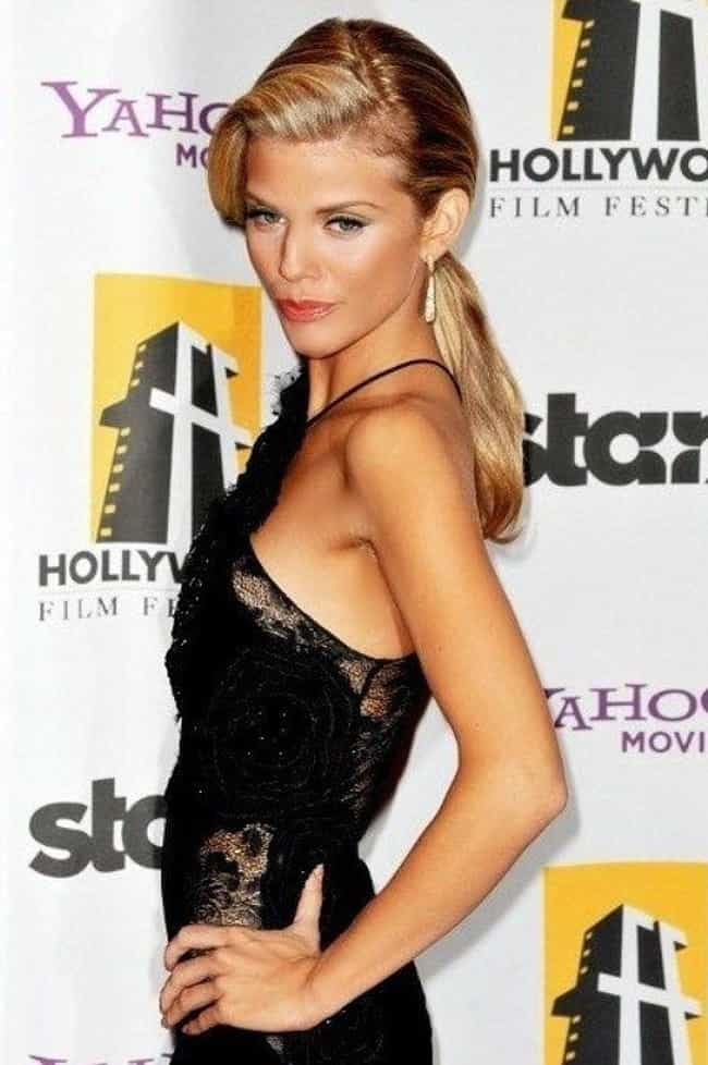 AnnaLynne McCord is listed (or ranked) 1 on the list Women Who Rick Fox Has Dated