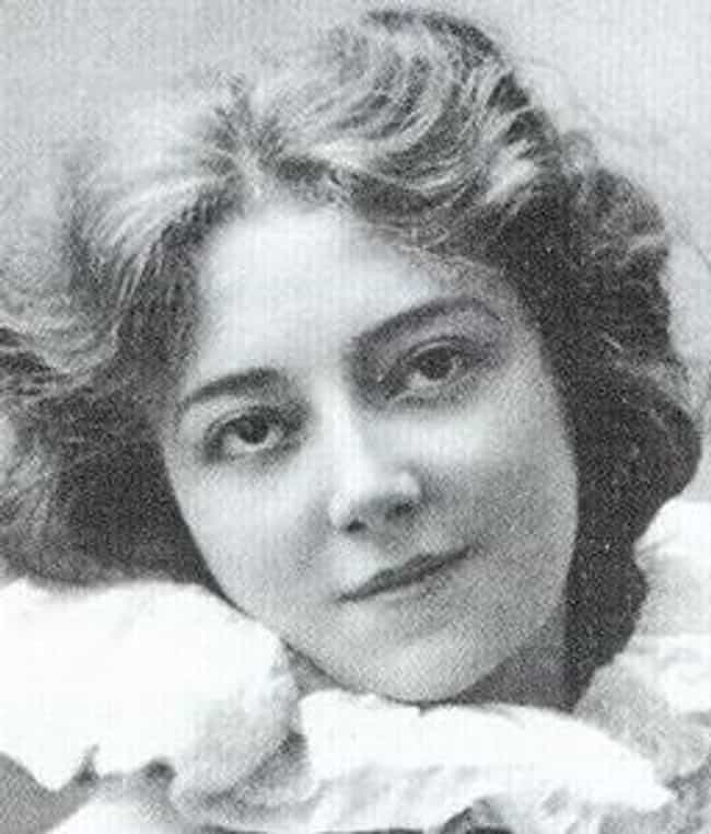 Anna Held is listed (or ranked) 4 on the list The Most Beautiful Women of the 1900s