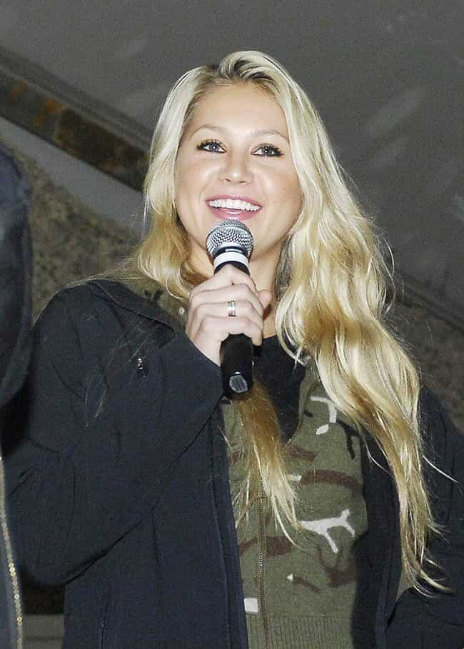 Anna Kournikova is listed (or ranked) 2 on the list 20 Professional Athletes Turned Actors