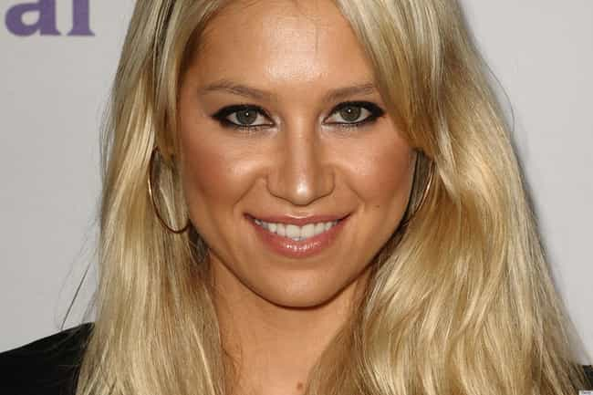 Anna Kournikova is listed (or ranked) 2 on the list 50+ Professional Athletes Turned Actors