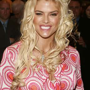 Anna Nicole Smith is listed (or ranked) 12 on the list List of Famous Film Producers