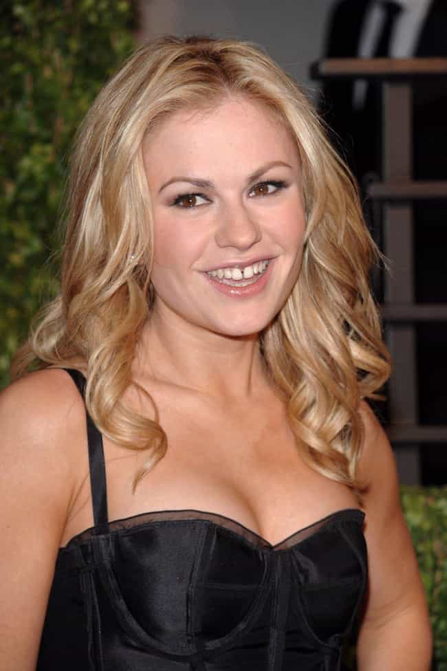 Anna Paquin is listed (or ranked) 3 on the list The Hottest Women on True Blood