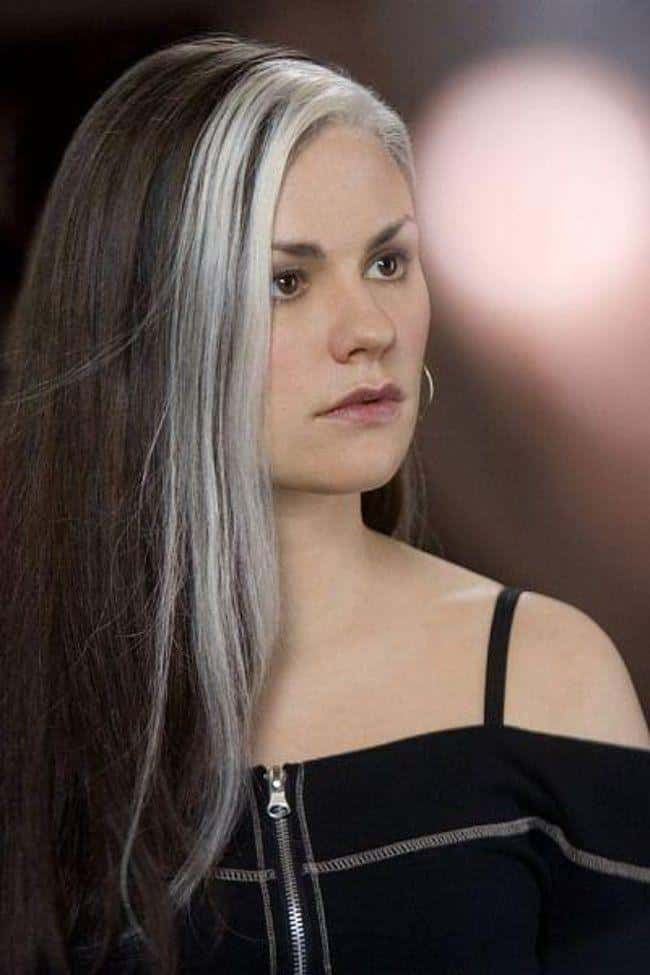 Anna Paquin is listed (or ranked) 26 on the list The Biggest Facepalms in Movie Casting History