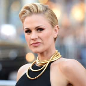 Anna Paquin is listed (or ranked) 11 on the list List of Famous Film Producers