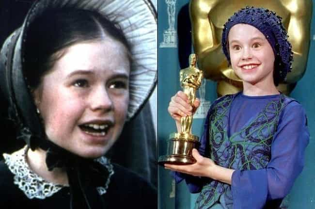 Anna Paquin is listed (or ranked) 1 on the list 20 Child Actors Who Were Nominated for Oscars
