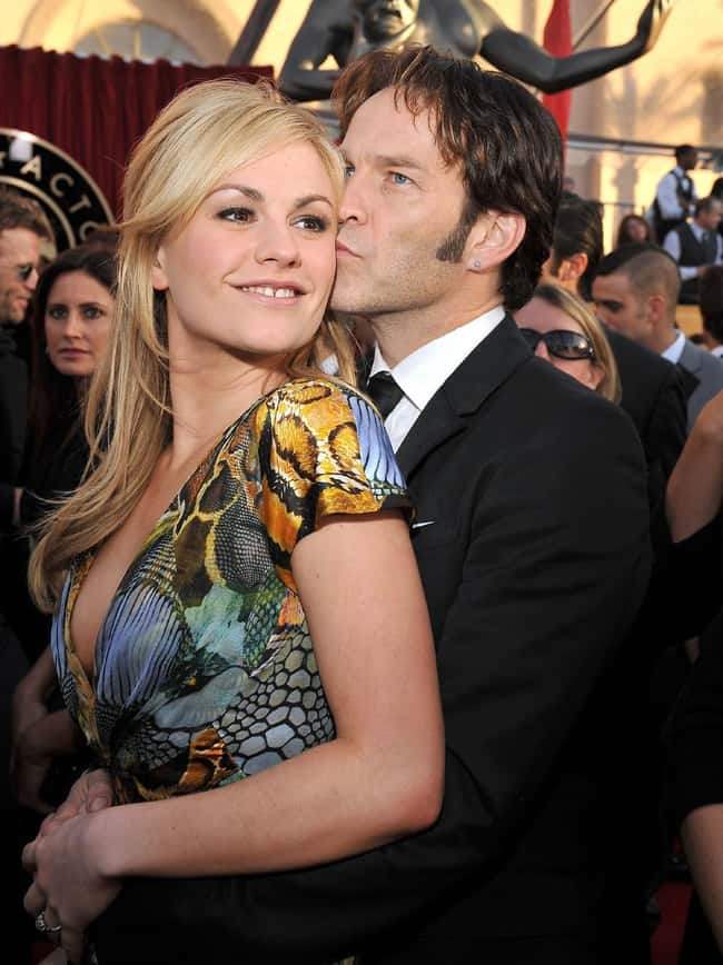 Anna Paquin is listed (or ranked) 43 on the list 48 Famous Couples with Huge Age Differences