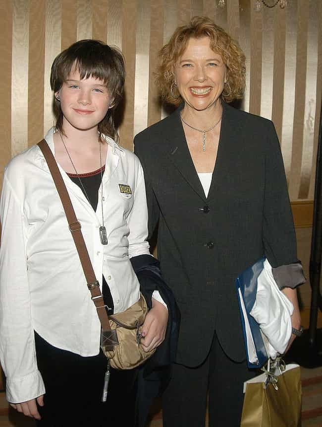 Annette Bening is listed (or ranked) 1 on the list Celebrities With Gay Children