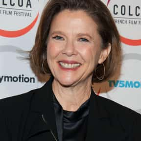 Annette Bening is listed (or ranked) 21 on the list Guest Stars on Sesame Street