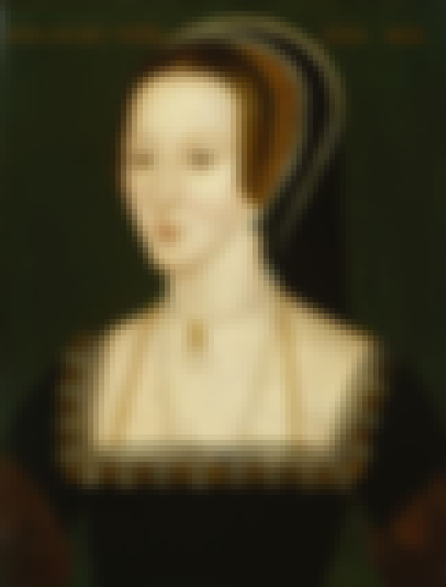 Anne Boleyn is listed (or ranked) 3 on the list These Are All The Ghosts And Ghouls Haunting The Tower Of London
