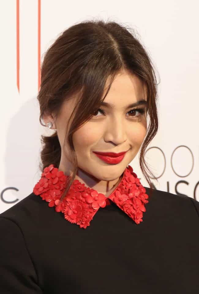 Anne Curtis is listed (or ranked) 4 on the list The Most Beautiful Filipino Actresses