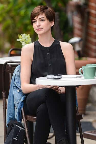 Anne Hathaway is listed (or ranked) 1 on the list Celebrities Who Live In Brooklyn