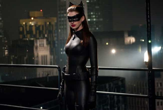 Anne Hathaway is listed (or ranked) 4 on the list The Most Stunning Women in Action Movies