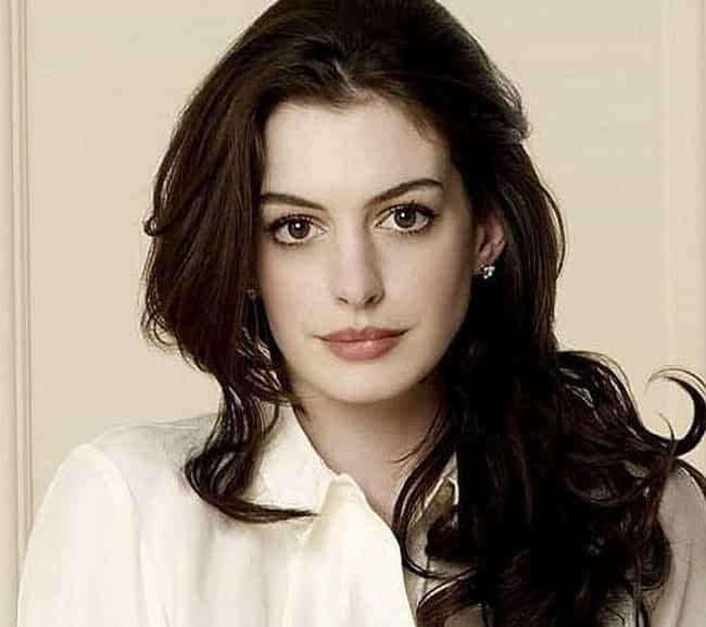 Anne Hathaway is listed (or ranked) 2 on the list Famous Scorpio Celebrities